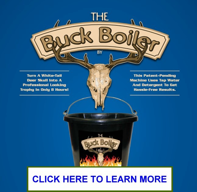 The Buck Boiler By On             Time Wildlife Feeders
