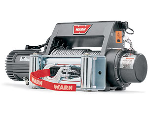 Warn HS 9500I with Fairlead Winch