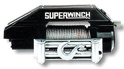 S6000 SUPER WINCH W/ROLLERLEAD