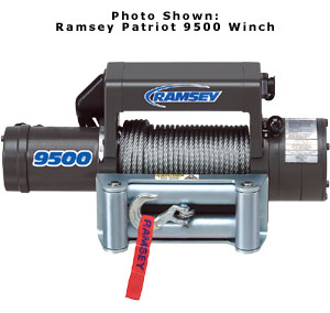 Ramsey Patriot 9500 Winch