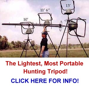 Hunting Tripods